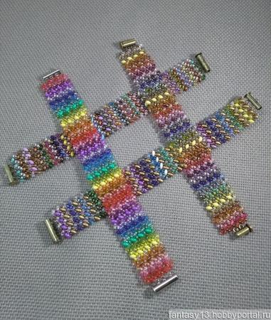 Летние браслеты ручной работы на заказ