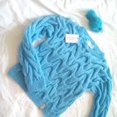 фото: вязаные свитера