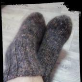 Носки пух+шерсть