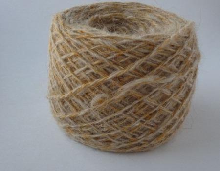Пряжа ручного прядения микс (колли + овечка) ручной работы на заказ