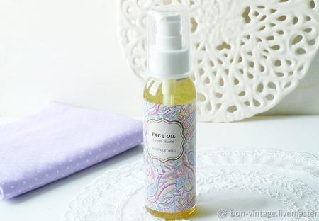 Гидрофильное масло для умывания и снятия макияжа ручной работы на заказ