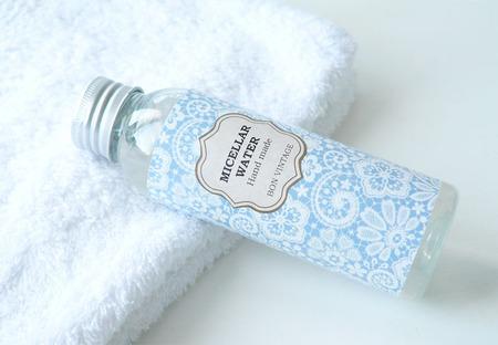 Мицеллярная вода с витаминами для снятия макияжа ручной работы на заказ