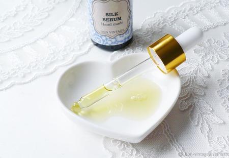 Сыворотка Silk для нормальной кожи ручной работы на заказ
