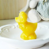 Детская плитка для купания с апельсином