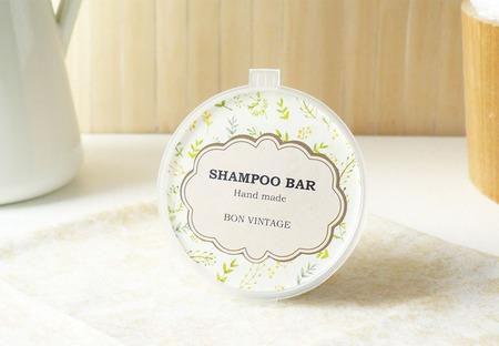 Шампунь для объема и свежести волос ручной работы на заказ