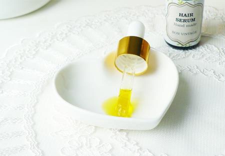 Сыворотка для блеска волос ручной работы на заказ