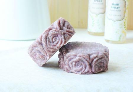 Шампунь для эластичности и блеска волос ручной работы на заказ