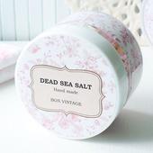 Соль Мертвого моря с афродизиаками