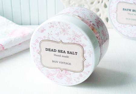 Соль Мертвого моря с афродизиаками ручной работы на заказ