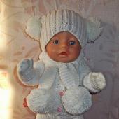 Снежный костюмчик 2