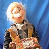 фото: Коллекционные куклы — куклы и игрушки (мех искусственный)