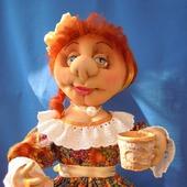 Грелка на чайник Софья