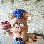 Поросенок Пончик