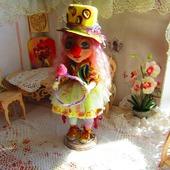 Кукла - Нона-клоунесса