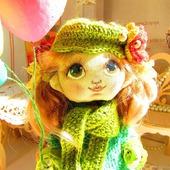 Кукла Мариша