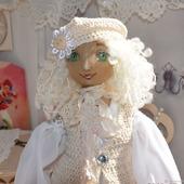 Кукла Элис. Романтичная Парижанка