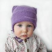 фото: детская шапка