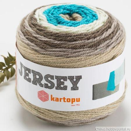 Пряжа Kartopu Jersey ручной работы на заказ