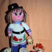 фото: Мастер-классы (кукла спицами мк)