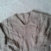 Мягкий пуловер