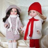 Зимние комплекты для кукол Паола Рейна