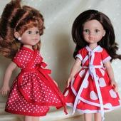 Платья для куколки Паола Рейна
