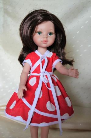 Платья для куколки Паола Рейна ручной работы на заказ