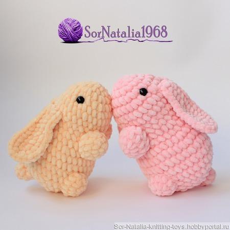 Кролик или зайчик ручной работы на заказ