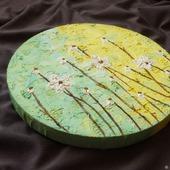 фото: Картины и панно (живопись мастихином)