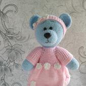 Медвежонок-девочка