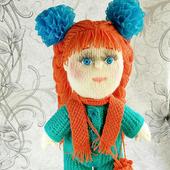"""Кукла """"Марина"""""""