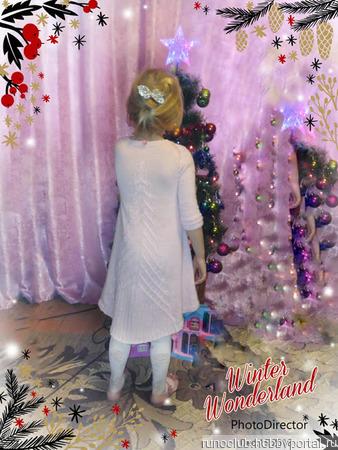 Платье FairyTail для девочки ручной работы на заказ