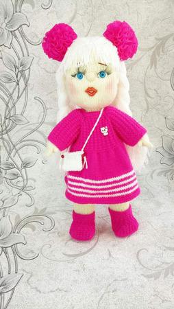 """Кукла """"Маруся"""" ручной работы на заказ"""