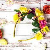 фото: Украшения (искусственные цветы)