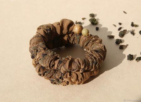 Сет браслетов «Шен Пуэр» ручной работы на заказ