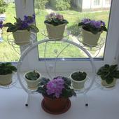 Подставка для цветов Ромашка на 7 горшков