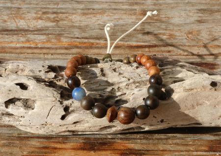 Сет браслетов «Alter nature» ручной работы на заказ