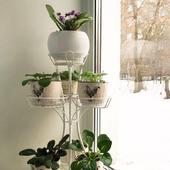 Подставка для цветов Фиалка на 7 горшков