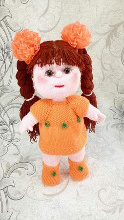 """Кукла """"Танюшка"""" ручной работы на заказ"""