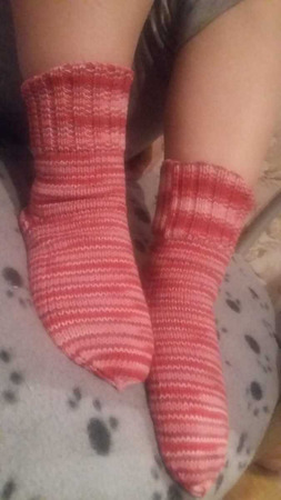 Носочки на любые ножки ручной работы на заказ