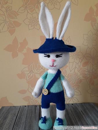 Кролик Банни ручной работы на заказ