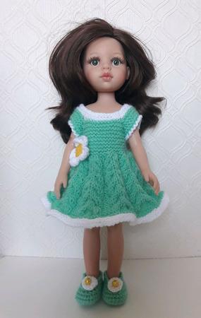 Комплект для куклы Паола Рейна ручной работы на заказ