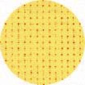 Канва Аида 14 желтая