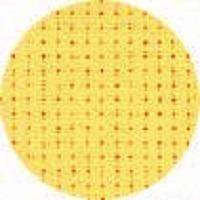 Канва Аида 14 желтая ручной работы на заказ
