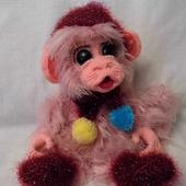 Игрушка обезьянка Мики