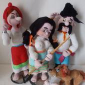 Подарок - композиция из игрушек