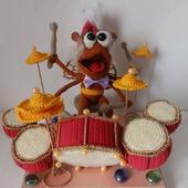 Шмель барабанщик