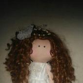 Интерьерная кукла невеста