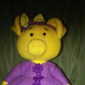 Интерьерная игрушка Свинка Мякушка