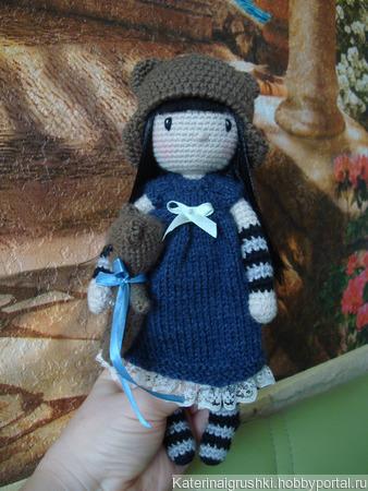 Кукла в стиле Сьюзен Вулкотт ручной работы на заказ